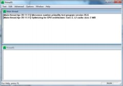 Prime95 V28.5.1(测试CPU稳定性)绿色版
